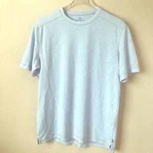 Tommy Bahama Men's Blue Shirt Size M